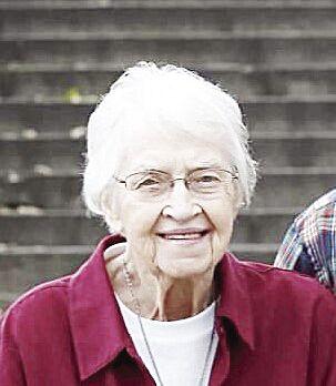 E. Elaine Hueneke, 88