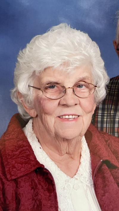 Audrey E. (Schomann) Miller, 86