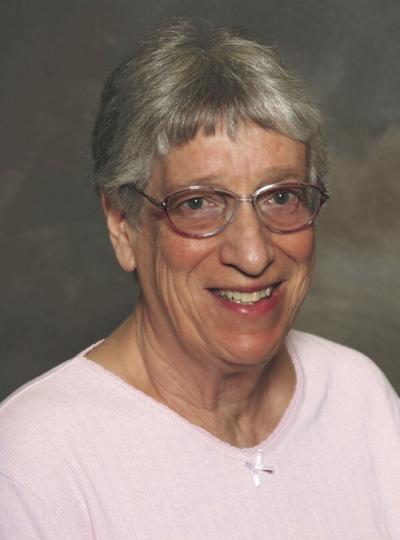 Sister Lou Ann (Aquilena) Kilburg, OSF, 76