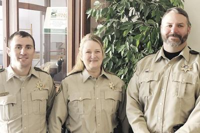 Three new deputies