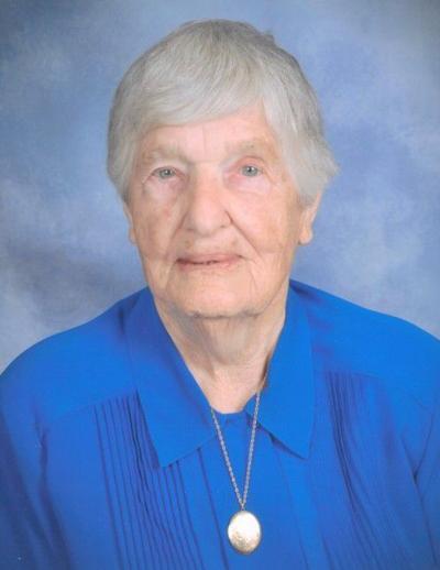 Mrs. Ella Gonnsen, 94