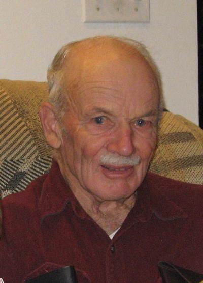 Carl F. Hoffmann, 84