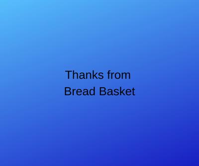 Bellevue Bread Basket