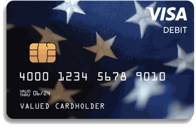 coronavirus stimulus pre-paid debit card