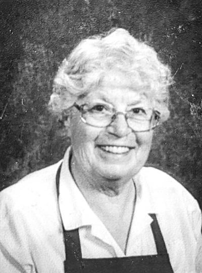 Marjorie Ann (Bierman) Blitgen
