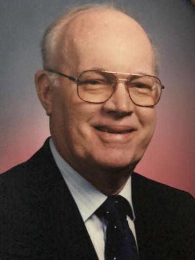 George H. Hinke, 93