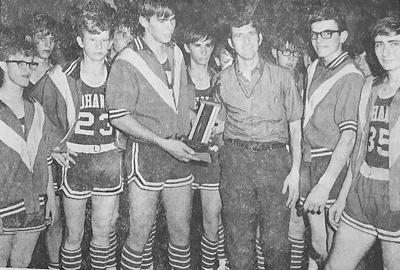 Second Place in 1970