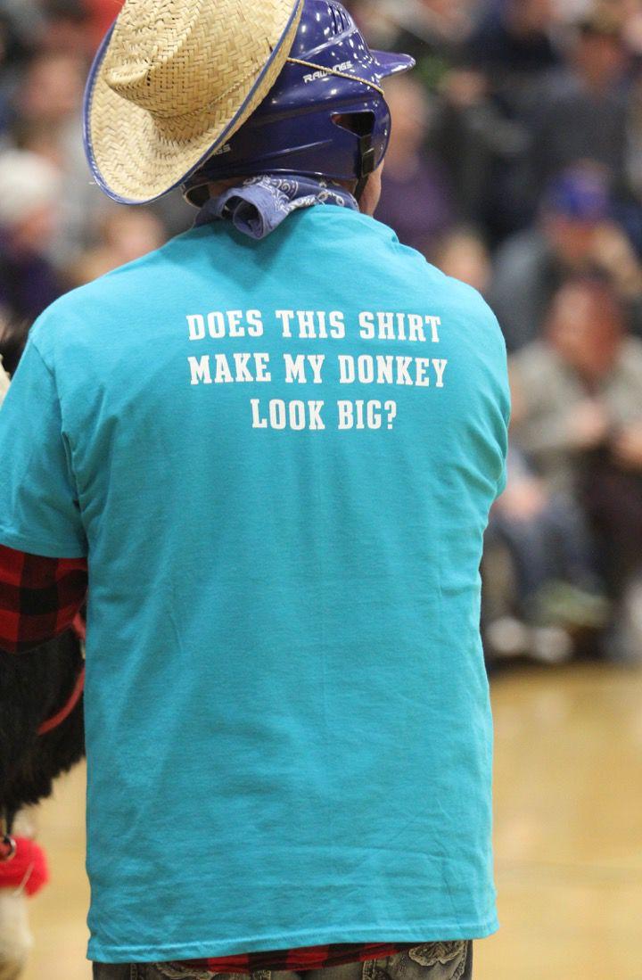 MightyMiss Donkey T-Shirt