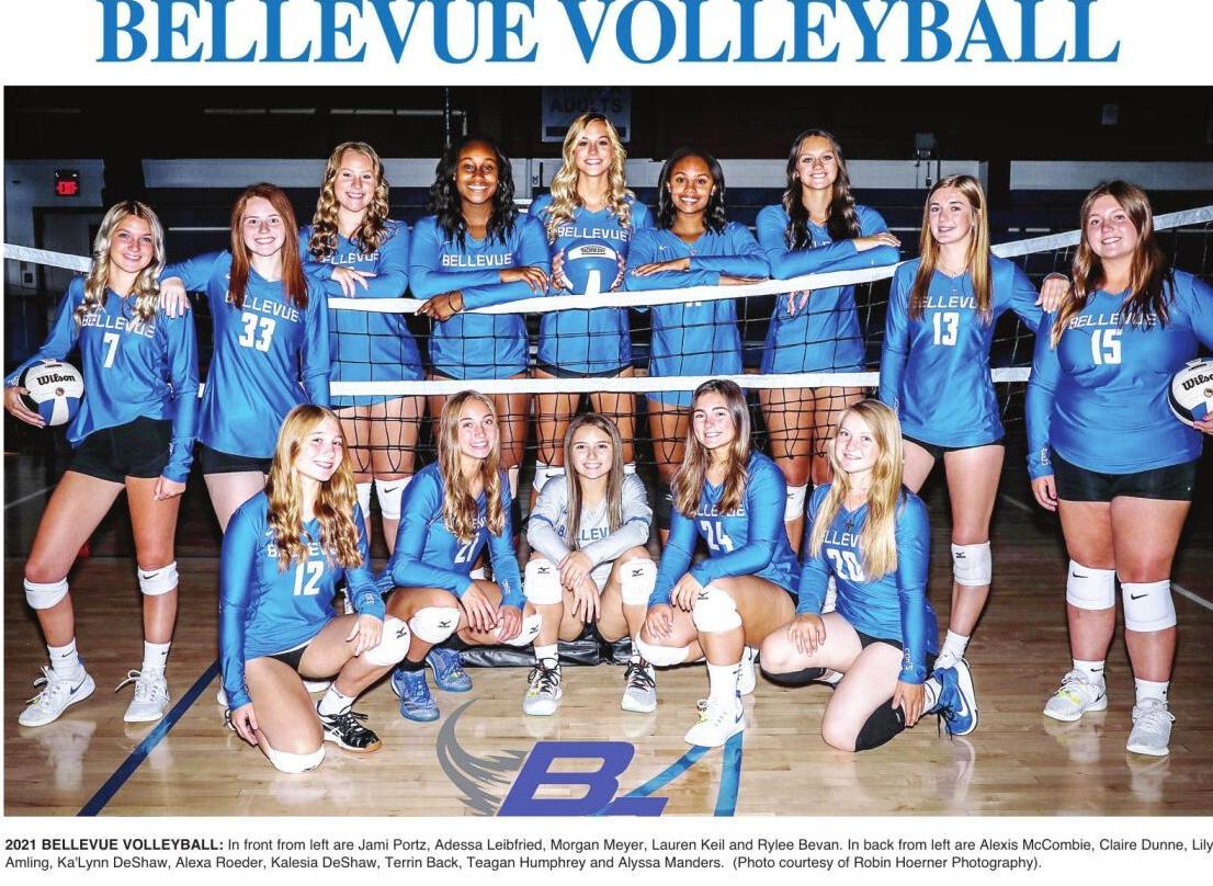 Bellevue Volleyball