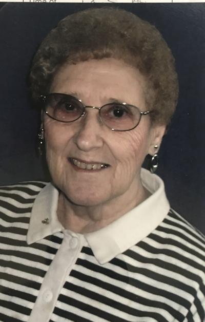 Lillian A. (Ties) Dondlinger, 95