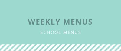 school menu