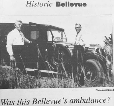 Bellevue Ambulance 1933
