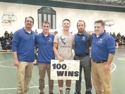 Hunter Clasen 100 Wins