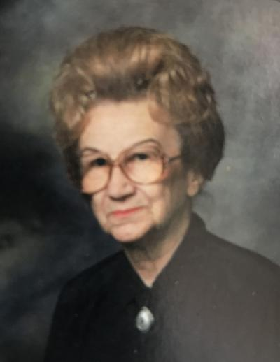 Lucille Anne (Ernst) Keil, 96