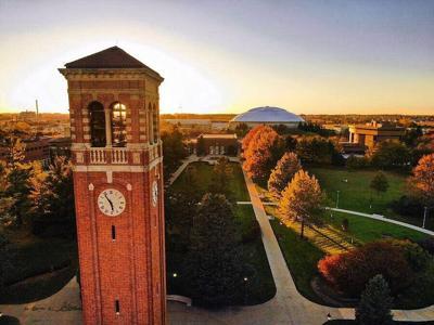 The University of Northern Iowa campus. (Photo by University of Northern Iowa)