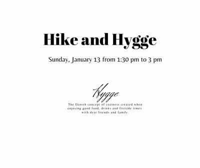 Hike and Hygge