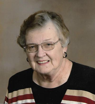 Mary Ann (Yeager) Clasen, 80