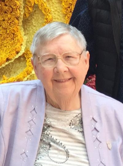 Shirley Arlene Mangler, 89