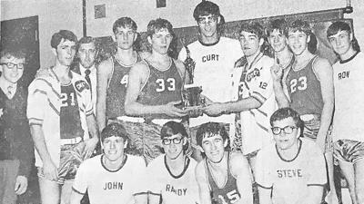BHS Basketball 1970