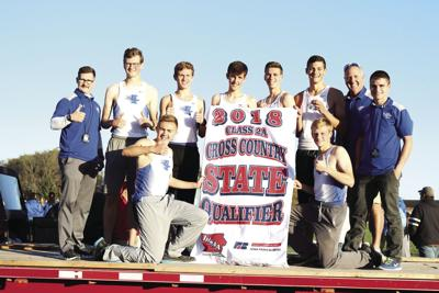 Class 2A team Qualified District Champions