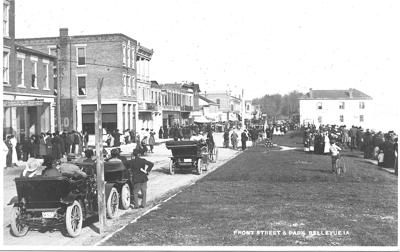 Front Street & Park