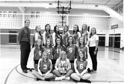 MHS Volleyball 2018