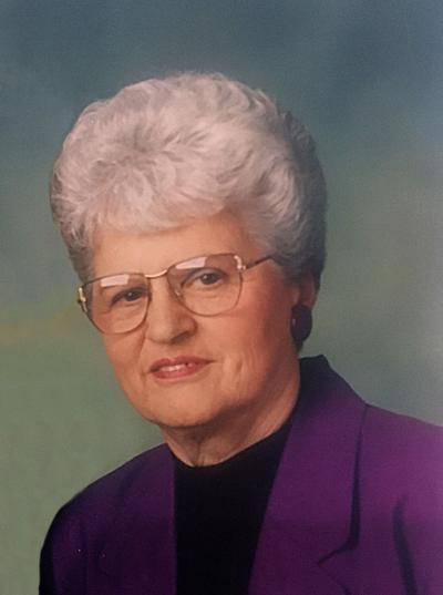 Camilla Mae Ritenour