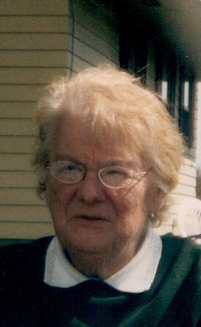 Patricia Ann (Griinke) Arnold