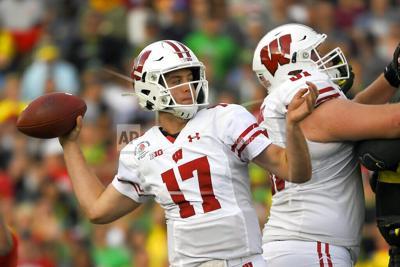 Wisconsin Coan Injury Football