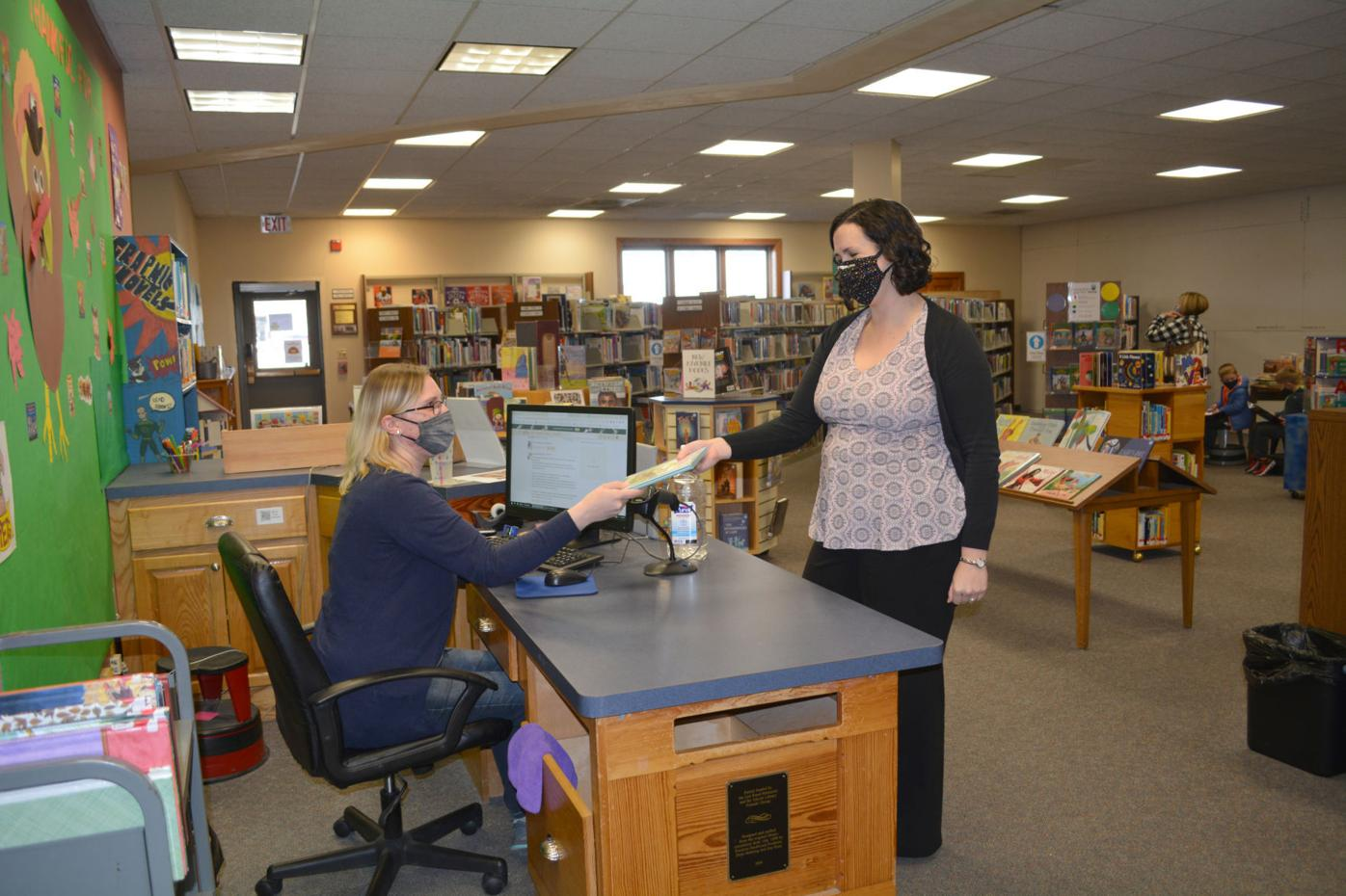 Talcott Free Library