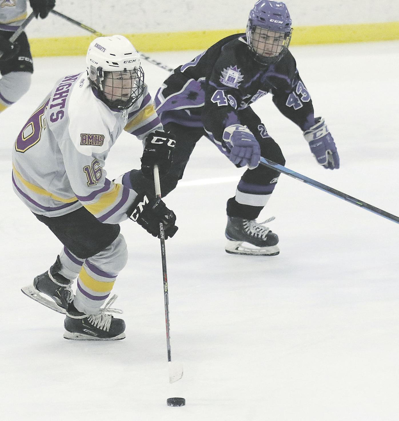 Knights hockey1