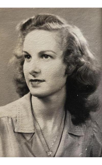 Maxine Meril (Fluegel) Diddens