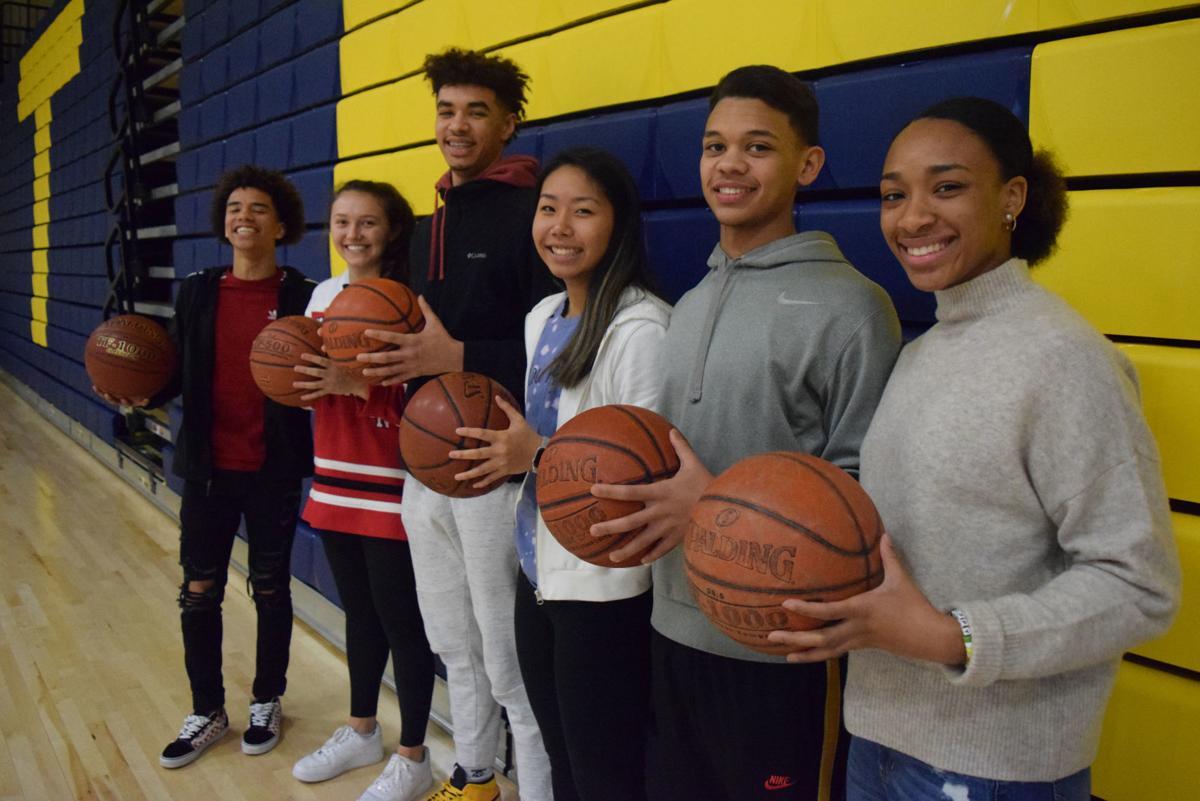Beloit Turner students in new gym