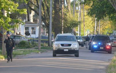 Nelson Avenue Shooting