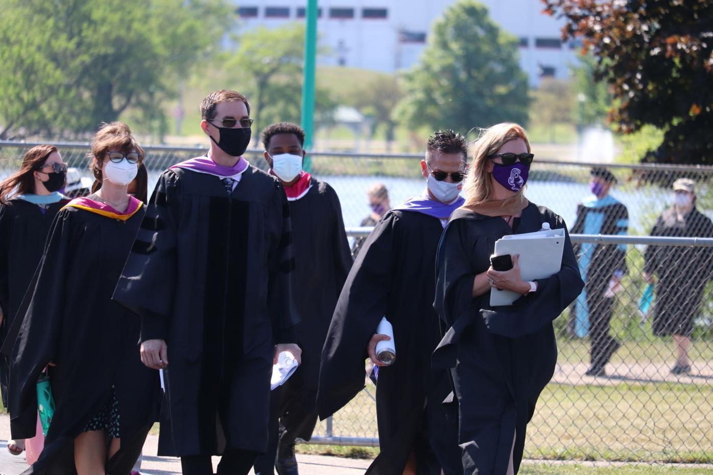 BMHS graduation #1