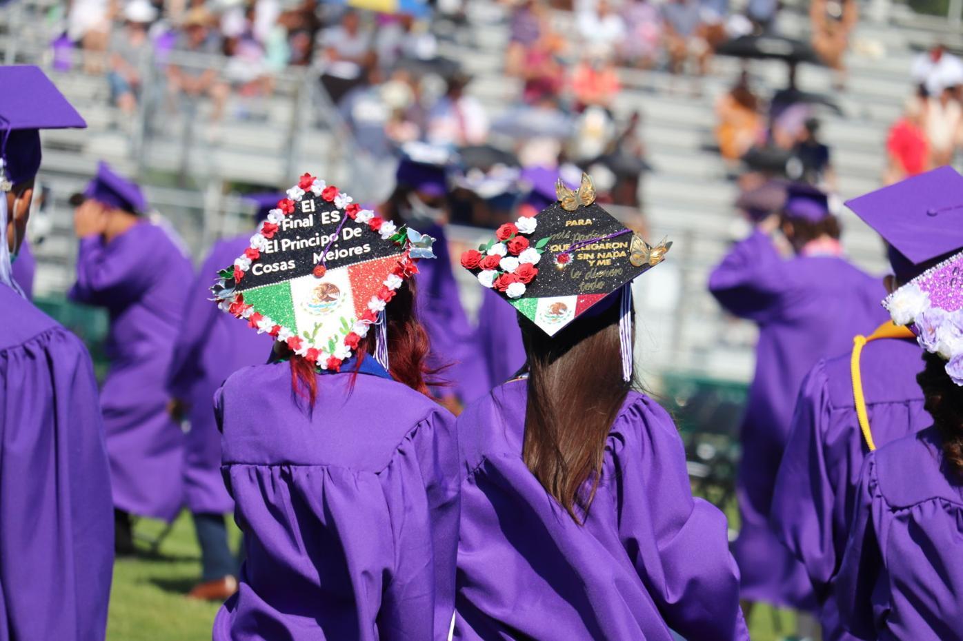 BMHS graduation #2