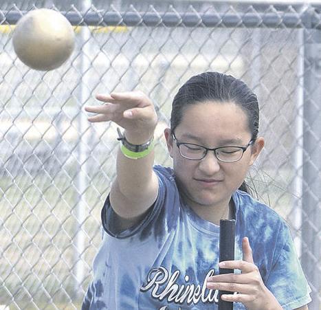 6-22 Turner thrower