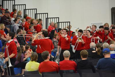 University of Wisconsin band
