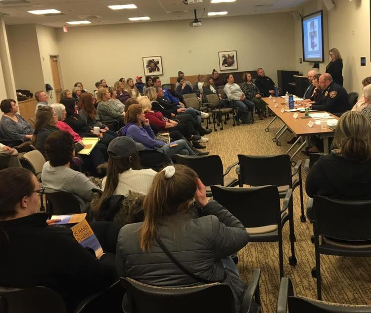 Industry, local task force look to raise awareness of human trafficking dangers