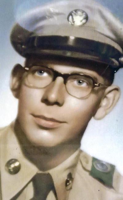 """Walter R. """"Dick"""" Petersen"""