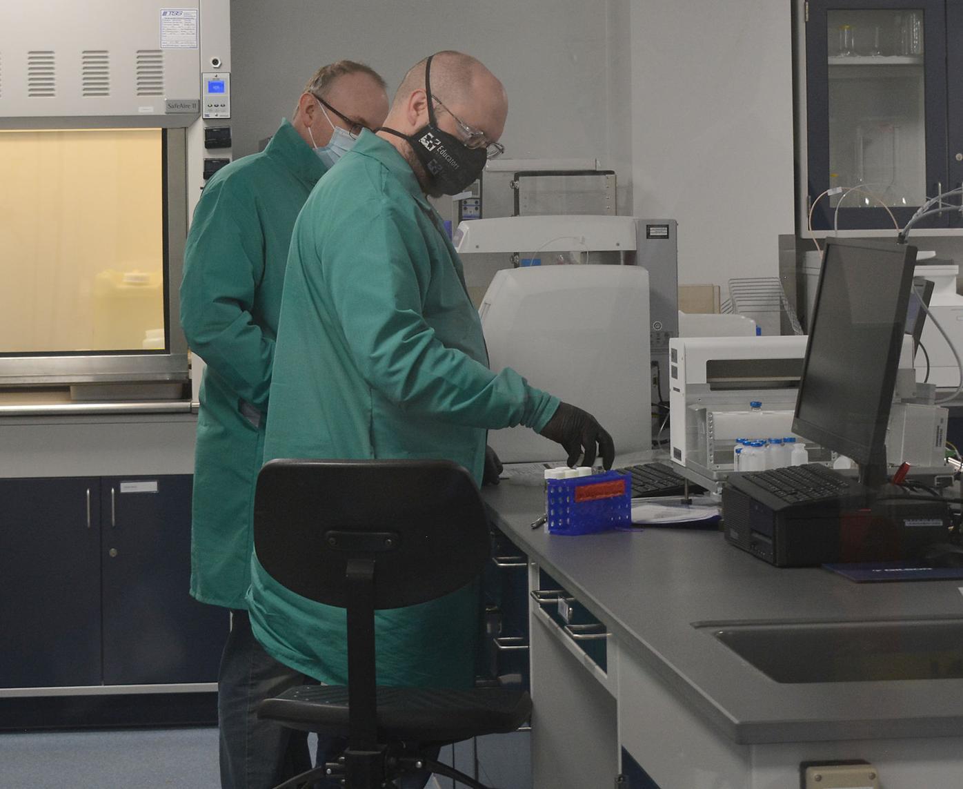 NorthStar lab workers