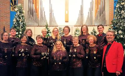 Handbell ensemble coming to Monroe