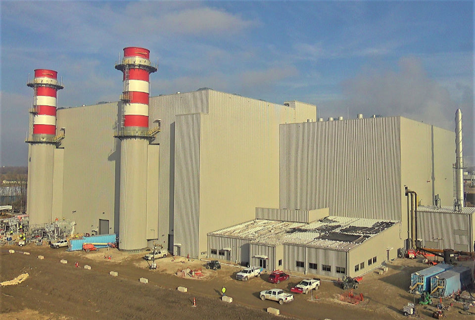 West Riverside Energy Center