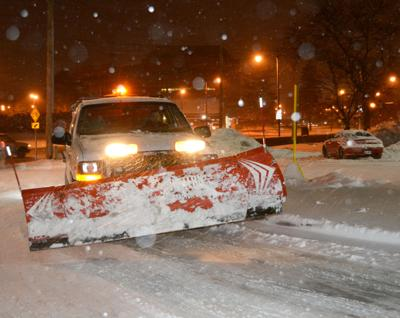 Snow removal in Stateline Area