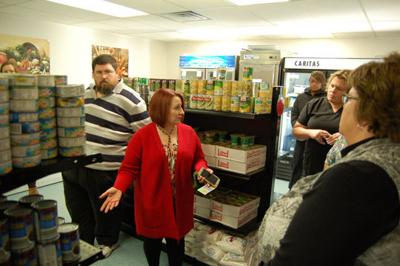 Two local organizations team up to better handle food insecurity