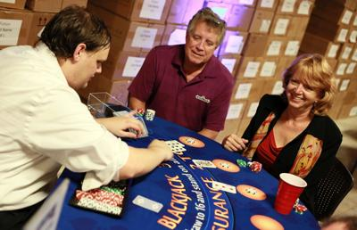 Beloit Public Library plans 'Reel Deal' Casino Night