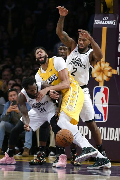 Clippers rally to beat Lakers