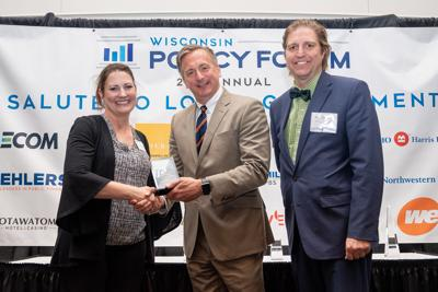 Beloit library, city receive state award for new services model