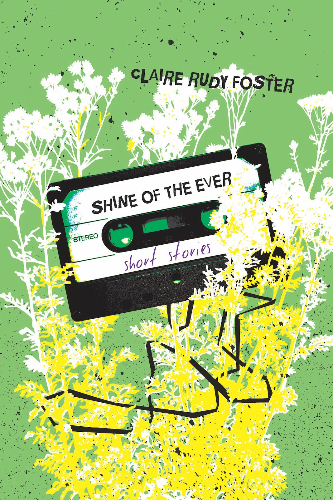 Claire Rudy Foster writes of '90s Portland in 'Shine of the Ever'