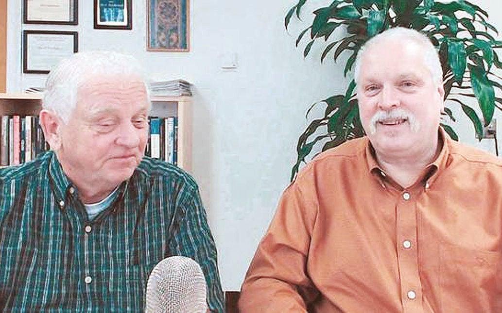 Bob Cropp, Mark Stephenson new